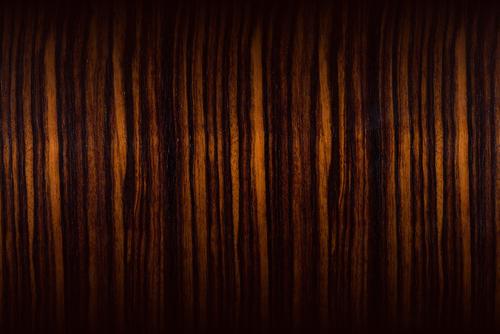 Zebra Wood Fade