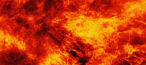 devil flames