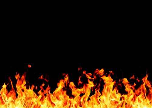 Flames Single