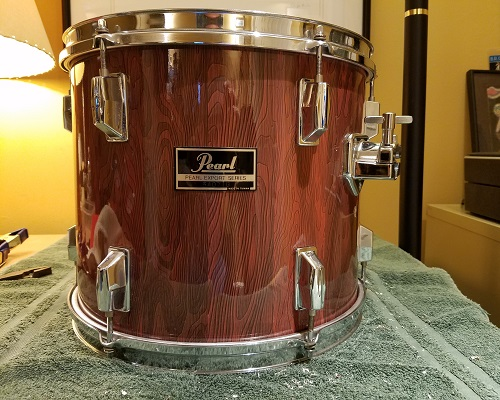 Finished Drum!