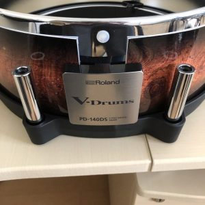 Snare from side