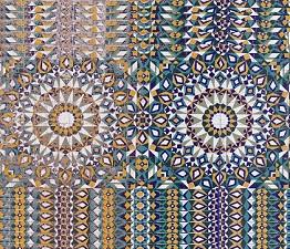 Mosaic Drum Wraps